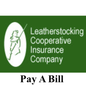 Leatherstocking - Pay A Bill